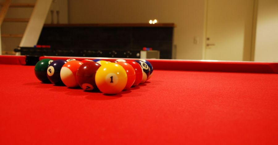 Pool Billard i aktivitetsum